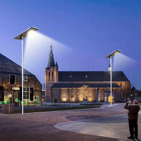 LED solarna javna razsvetljava