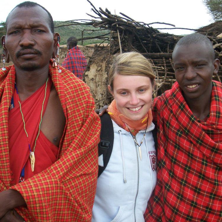 Na obisku pri Maasajih