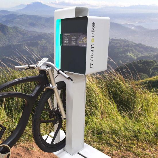 Polnilne postaje za električna kolesa