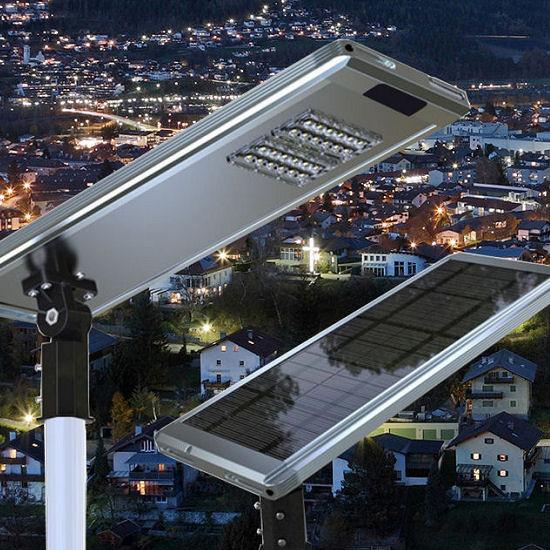 Solarna LED ulična in cestna razsvetljava